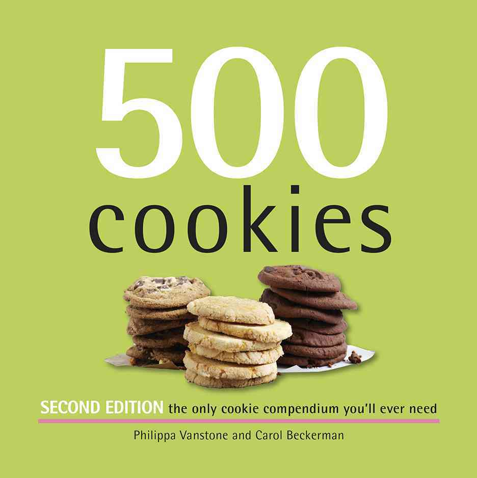 500 Cookies By Vanstone, Philippa/ Beckerman, Carol