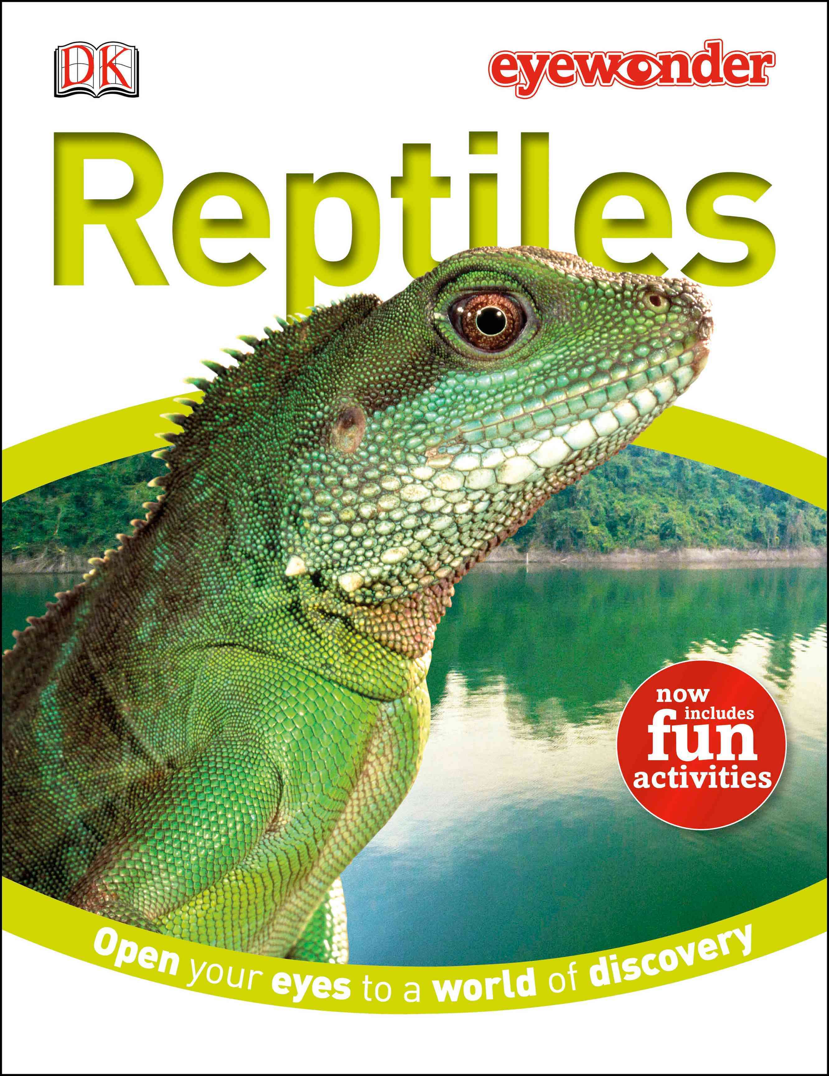 Reptiles By Dorling Kindersley, Inc. (COR)